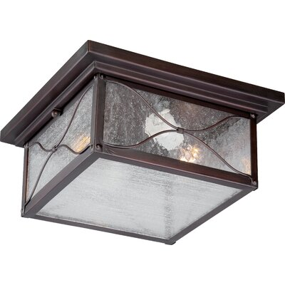 Dufresne 2-Light Flush Mount