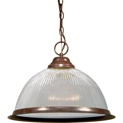Dedham 1-Light Pendant Finish: Old Bronze