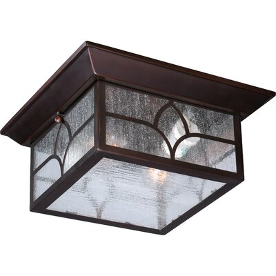 Dohn 2-Light Flush Mount