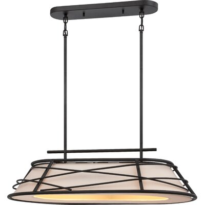 Toro 2-Light Kitchen Island Pendant
