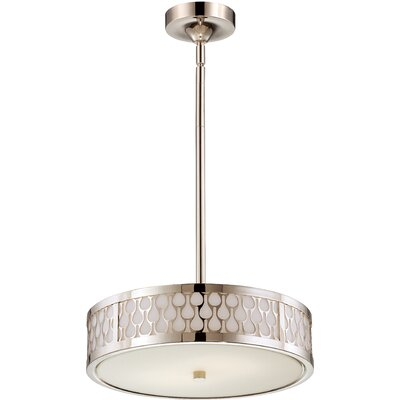 Millstone 3-Light Mini Pendant