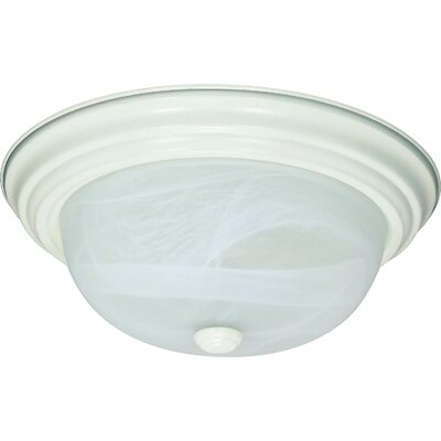 Cohee Transitional Flush Mount Size / Energy Star: 5.375 H x 13.125 W x 13.125 D / Yes