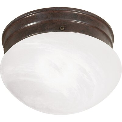 Kavanaugh Flush Mount Size: 5 H x 7.5 W x 7.5 D