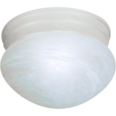 Camille Contemporary Energy Star Flush Mount Size: 5 H x 7.5 W x 7.5 D