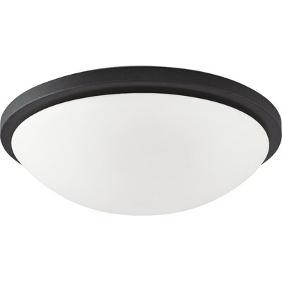 Karla Energy Star Flush Mount Size: 5 H x 17 W x 17 D