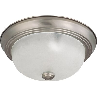 Flush Mount Size / Energy Star: 4.875 H x 11.375 W / No