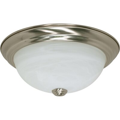 Kangley Flush Mount Size / Energy Star: 4.875 H x 11.375 W / Yes
