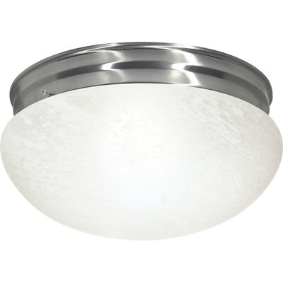 Chowdhury Energy Star Flush Mount Size: 6.5 H x 12 W