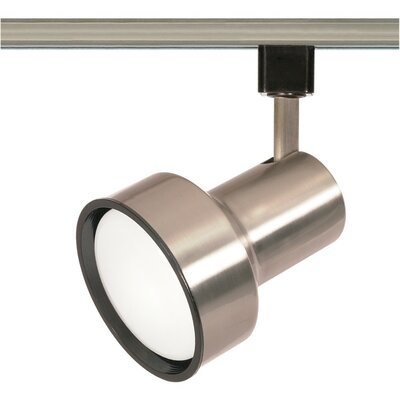 Brito 1-Light Track Head Finish: Brushed Nickel