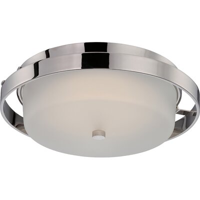 Bakewell 1-Light Flush Mount
