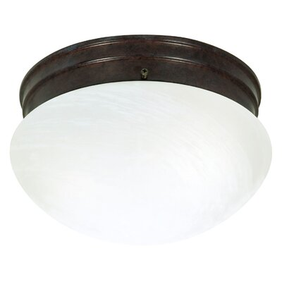 Kavanaugh Flush Mount Size: 6 H x 9.5 W x 9.5 D