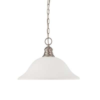 1-Light Pendant Energy Star: No