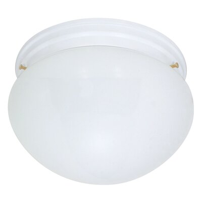 "Nuvo Lighting Energy Star Flush Mount - Size: 6.5"" H x 12"" W x 12"" D at Sears.com"