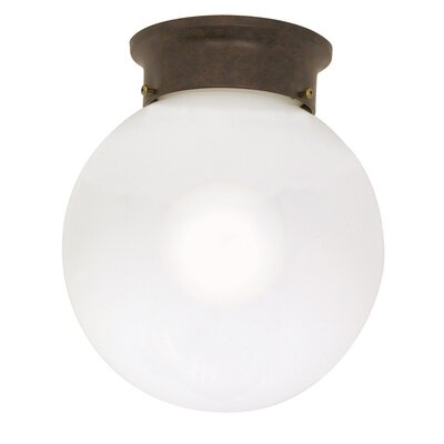 Julene Semi Flush Mount Energy Star: No