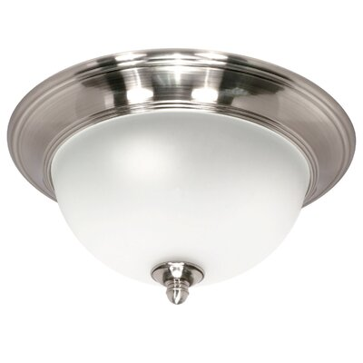 Palladium 1-Light Flush Mount