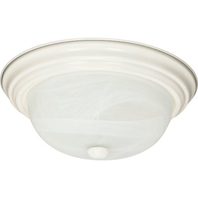 Cohee Transitional Flush Mount Size / Energy Star: 4.875 H x 11.375 W x 11.375 D / No