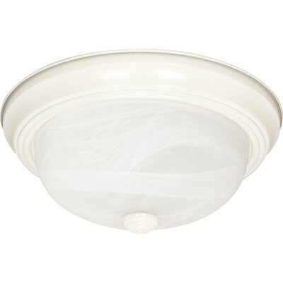 Cohee Transitional Flush Mount Size / Energy Star: 6 H x 15.25 W x 15.25 D / No
