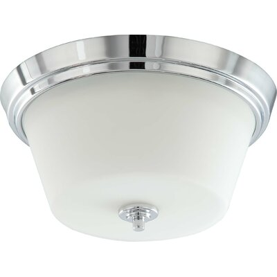 Bento 2-Light Flush Mount