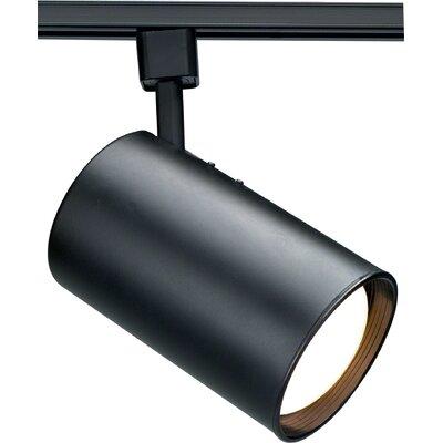 Brito 1-Light Straight Cylinder Track Head