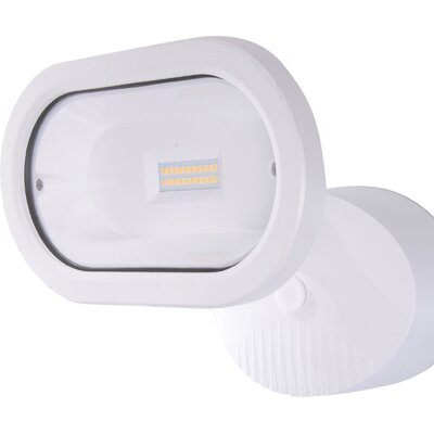 Single Head 1-Light LED Security Light
