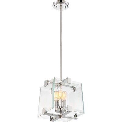 Jennell 4-Light Foyer Pendant