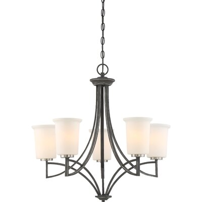 Rockbridge 5-Light Shaded Chandelier