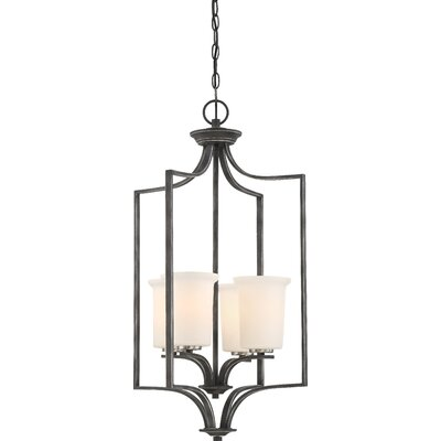 Rockbridge 4-Light Foyer Pendant