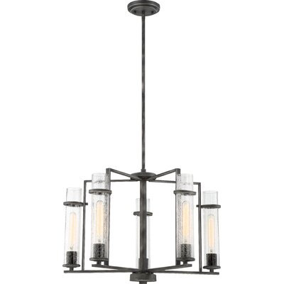 Hyde 5-Light Candle-Style Chandelier
