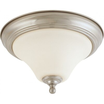 Yale 1-Light Flush Mount Energy Star: Yes