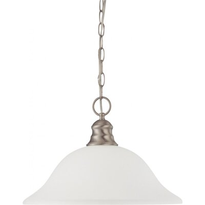 Arline 1-Light Pendant Energy Star: No