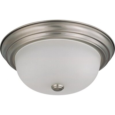 Flush Mount Size / Energy Star: 5.375 H x 13.125 W / No