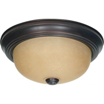 Vivian 6x 15.25 Flush Mount Size / Energy Star: 4.875 H x 11.375 W / Yes