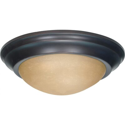 Liliana 6 x 17 Flush Mount Size / Energy Star: 4.5 H x 11.5 W / Yes