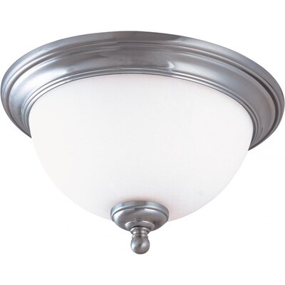 Glenwood Flush Mount Size / Energy Star: 6.5 H x 11 W / No