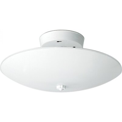 Ollis Traditional 2-Light Semi Flush Mount