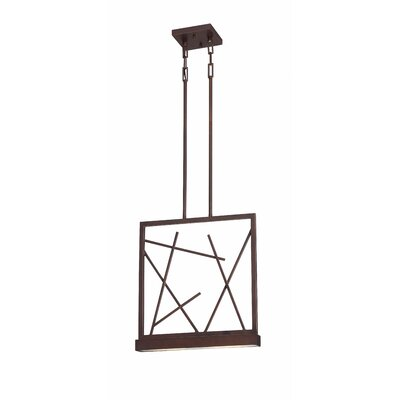 Stix 2-Light Pendant