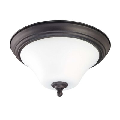 Dupont Flush Mount Size / Energy Star: 15