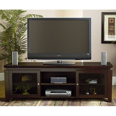 Cheap Welton Tribeca 70″ TV Stand in Merlot (WON1004)