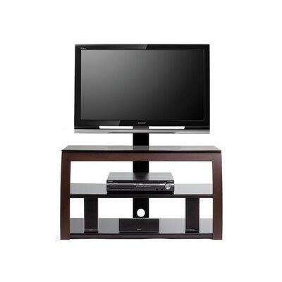 Cheap Welton Brendan 52″ TV Stand with Swivel TV Bracket in Satin Espresso (WON1213)