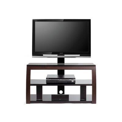 Cheap Welton Brendan 52″ TV Stand with Swivel TV Bracket in Satin Espresso (WON1213)