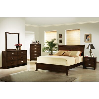 Lease to own Elaine Panel Bed...
