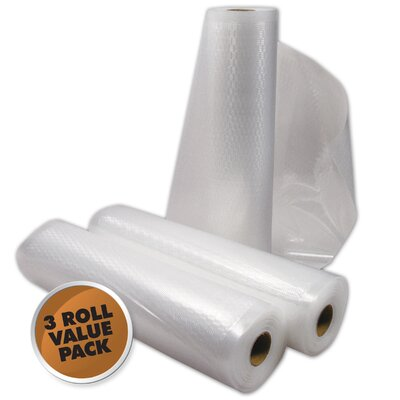 "8"" x 22' Vacuum Sealer Roll 30-0201-W"