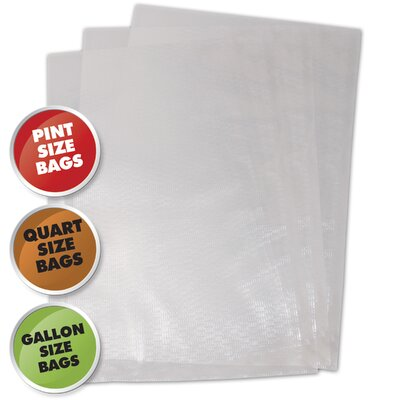 Vacuum Sealer Bag, Variety Pack 30-0107-W