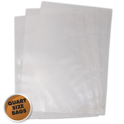1 Quart Vacuum Sealer Bag 30-0101-W