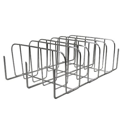 Weston Pragotrade Usa 42-0101-W Smoker, Chrome Plated Rib & Potato Rack 42-0101-W
