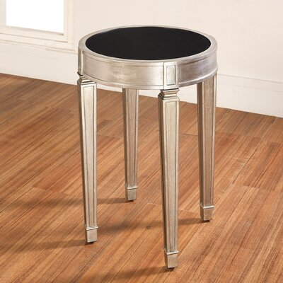 End Table Finish: Silver