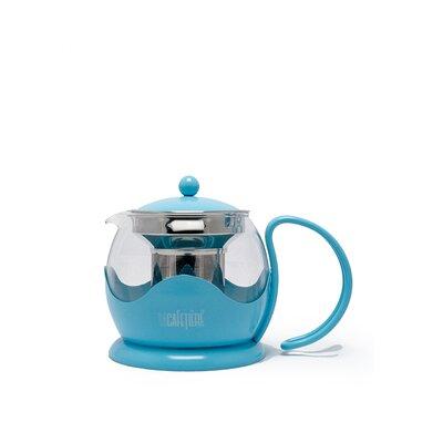 La Cafetiere Le Teapot with 2 Cup Capacity in Aqua