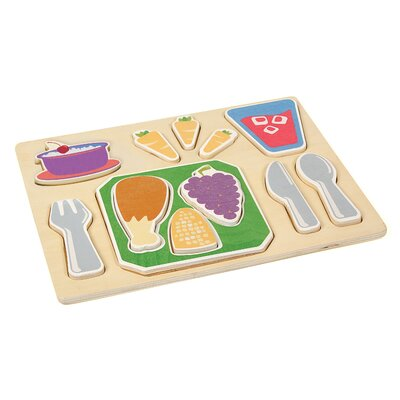 Dinner Sorting Food Tray G462