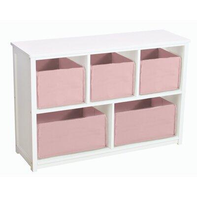 Guidecraft Classic White 24″ Bookcase G85707
