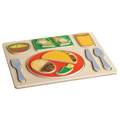 Mexican Sorting Food Tray G464